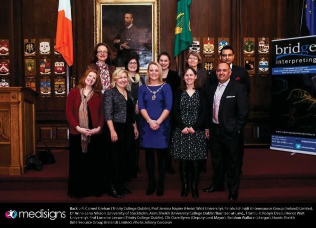 MEDISIGNS Lord Mayor's Reception